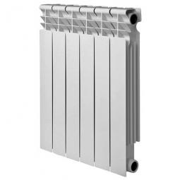 Радиатор алюминиевый Roda GSR-47 AL35006 6 секций