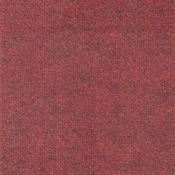 Ковролин Зартекс Форса 015 Гранатовый 4 м рулон