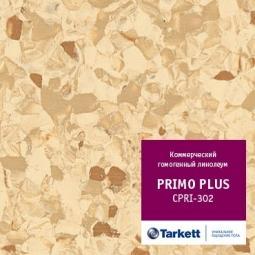 Линолеум коммерческий гомогенный Tarkett Primo Plus № 302 2 м рулон