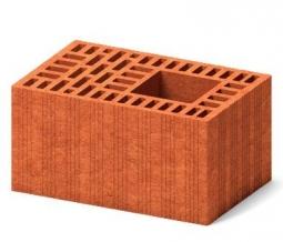 Камень керамический Porikam 10.7 НФ Вентиляционный 380x250x219
