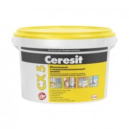 Цемент Ceresit СХ5 ВД монтажный и водоотталкивающий 2 кг