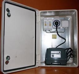 Шкаф управления FloTenk для BioPurit выносной Standart