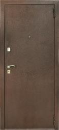 Металлическая дверь УД-105, Йошкар-Ола, 860*2050, беленый дуб
