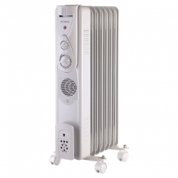 Обогреватель электрический Supra ORS-07-F1 white