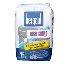 Стяжка для пола Bergauf Erste Grund выравнивающая 25 кг