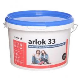 Клей водно-дисперсионный Forbo Arlok 33 (1.3кг) (1кор. = 12шт.)