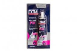 Клей монтажный Tytan Classic Fix 100 мл прозрачный в шоу-боксе
