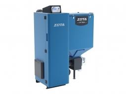 Котел твердотопливный Zota Optima автоматический 25 кВт