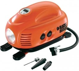 Компрессор Black&Decker ASI200 л./мин. 10