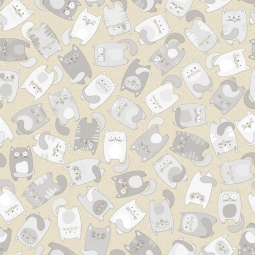 Линолеум Бытовой Синтерос Comfort Kitty 1 3.5 м рулон