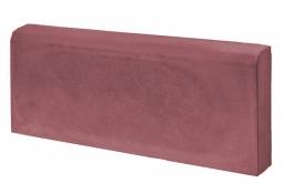 Бордюр Односторонний Вибролитой 500х210х70 Красный