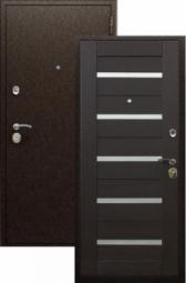 Металлическая дверь Старк Царга, Йошкар-Ола, 860*2050, венге мелинга