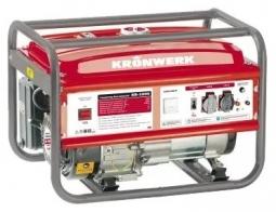 Генератор бензиновый Kronwerk LK 7500E (6,5 кВт)