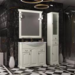 Комплект мебели Opadiris Риспекто 95 Слоновая кость (1013)