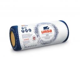 Стекловолоконный утеплитель Ursa Geo 37-RN Комфорт 6000х1220х100 мм / 1 шт.
